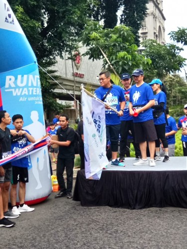 Start Run for Water 2019